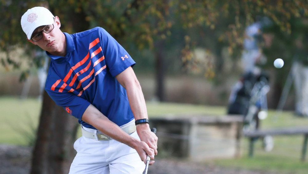 On Course Maitland Amateur Hayden Gulliver Is Looking Forward To Taking On The Professionals For The First Time In The 100000 Nsw Open At Twin Creeks